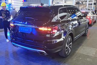 2018广州车展探馆:一汽红旗全新SUV HS7