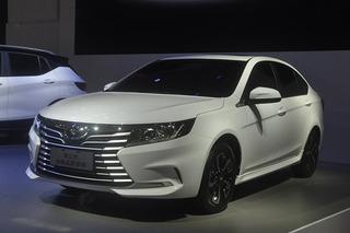 东南全新轿车A5翼舞正式上市 售4.99-7.59万元