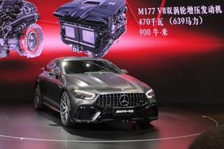 奔驰AMG GT四门版正式亮相 百公里加速仅3.2秒