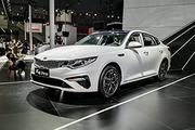 颜值与配置的双重进化 广州车展实拍起亚 K5 PRO
