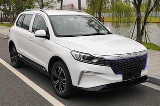 大乘汽车首款纯电动SUV曝光 动力超开瑞K60EV