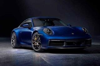 新一代保时捷911抢先看 将于洛杉矶车展全球首发