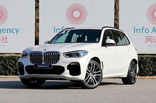 宝马全新一代X5领衔 上周共8款新车正式上市