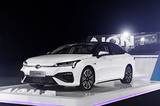 """广汽新能源工厂""""升级"""" 将挑战年销20万辆目标"""