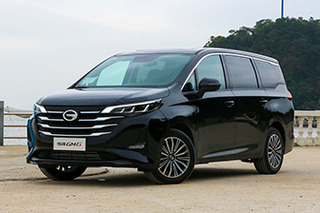 广汽传祺GM6正式上市 售价10.98-15.98万元