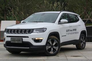 Jeep指南者增特别版车型 售价17.98万/限量100台