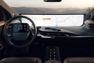 拜腾首款量产车年中亮相 配48寸全面屏/年底投产