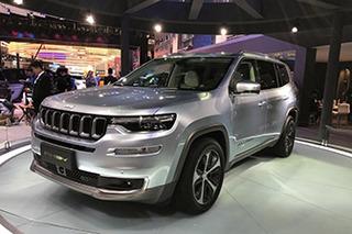先汉兰达一步?Jeep大指挥官增PHEV/年产1.2万辆
