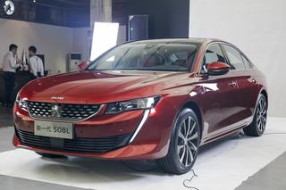 全新标致508L预售16万起 3月上市/科技配置丰富
