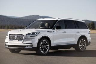 国产化第一步将迈出 林肯首款国产SUV年底上市