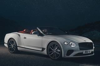 全新欧陆GT敞篷版上市 售328.10万/软顶19秒开闭