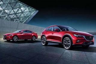 阿特兹/CX-4新车型正式上市 3-5月份限时发售