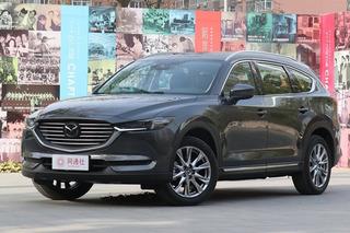 马自达2019年在华目标27万辆 将导入全新SUV
