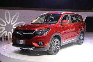 华晨雷诺首款SUV-4月2日上市 尺寸接近汉兰达