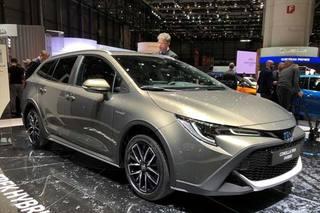 丰田卡罗拉特别版车型全球首发 悬架升高20毫米