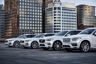沃尔沃1-2月全球销量超9万 年内将推4款新车型