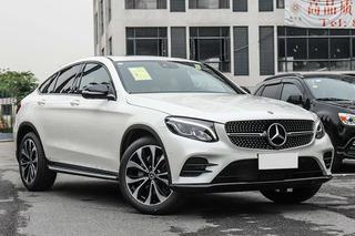 新款奔驰GLC Coupe售46.38万起 增多项实用配置