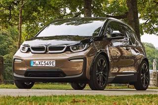 新BMW i3今日上市 NEDC续航里程近360公里