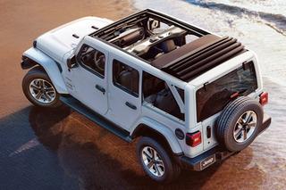 20秒变敞篷! 全新Jeep牧马人电敞版售47.99万元