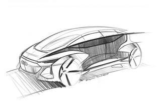 展现未来蓝图 奥迪全新概念车将于上海车展首秀