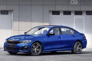 全新BMW 3系国产车型明日亮相 含长轴/标轴版