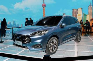 中國市場專屬設計 全新福特ESCAPE國內首次亮相