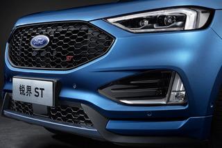 """长安福特推""""首款""""高性能七座SUV 比肩AMG GLS"""