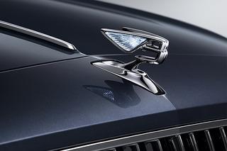 启用可伸缩式立标 宾利全新飞驰将于年内发布