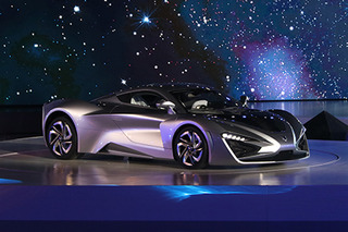 ARCFOX品牌正式登陆国内 未来3年将推出6款车型