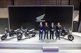 上海车展Honda发布会