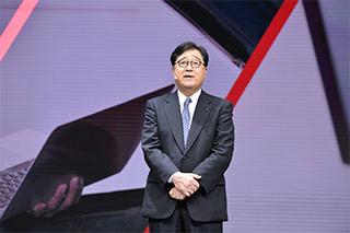 话语权升级!三菱CEO益子修:国产车将由中国主导