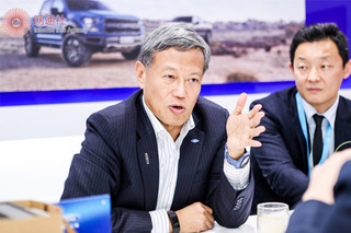 """外媒对话刘曰海:福特2.0正以""""中国速度""""前行"""