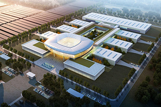 江淮大众工厂明年6月建成 先期产纯电SUV/MPV