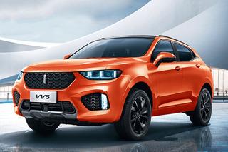WEY VV5限量版15日上市 增1.5T引擎/预售14.38万