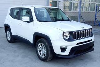曝新款Jeep自由侠实车 换装1.3T发动机/动力提升