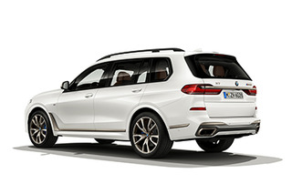 BMW X5 M50i and X7 M50i