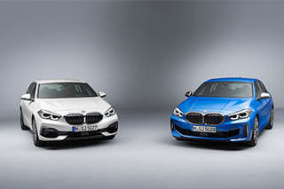 Third generation BMW 1-series arrives