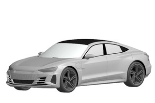 電動A7? 奧迪e-tron GT 3.5秒破百/競爭Model S