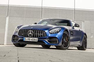 AMG GT C领衔 奔驰跑车家族多款新车明日上市