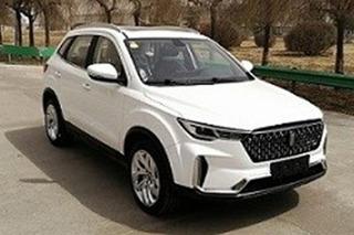 """奔騰""""小""""SUV搭1.6升動力 油耗6.7升/3季度上市"""