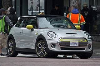 有望光束汽车投产 首款纯电MINI将7月9日发布