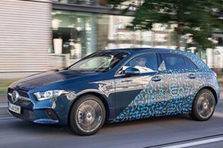 奔驰A级将推插电混动版车型 纯电续航可达60km