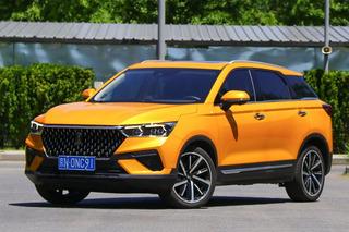 一汽奔騰6月銷量同比增167% 下半年推3款SUV