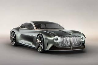 宾利发布EXP 100 GT概念车