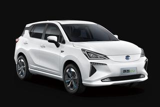 广汽三菱新款祺智EV预售