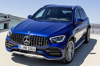 AMG GLC 43/Coupe官图