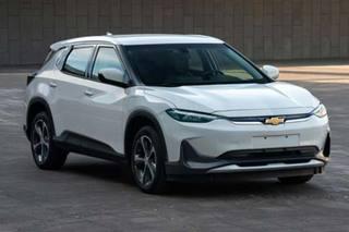 雪佛兰全新纯电SUV申报图