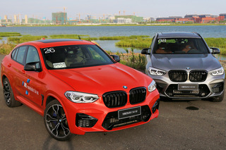 试BMW X3 M X4 M 雷霆版