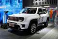 新增1.3T引擎/前脸调整 新款Jeep自由侠探馆首秀