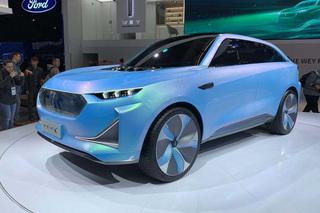 展示未來發展趨勢 WEY兩款全新概念車亮相